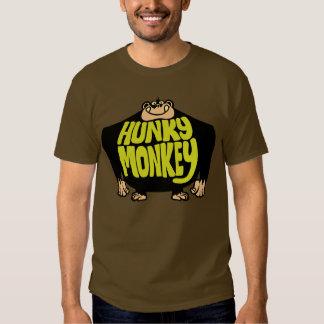 Hunky Monkey T Shirts
