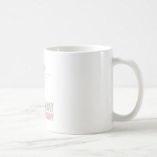 Hunny Bunny Basic White Mug