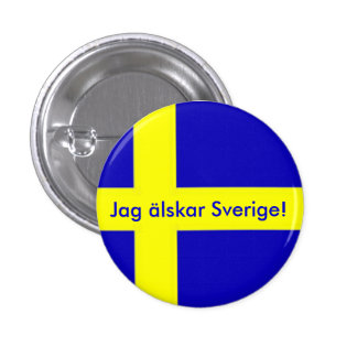Hunt älskar Sverige button