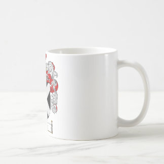 HUNT FAMILY CREST -  HUNT COAT OF ARMS COFFEE MUG