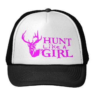 HUNT LIKE A GIRL HAT