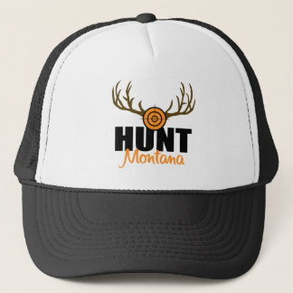 Hunt Montana Trucker Hat