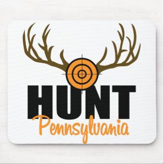 Hunt Pennsylvania Mouse Pad