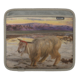 Hunt's Scapegoat iPad sleeve