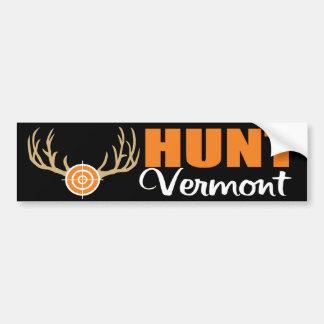 Hunt Vermont Bumper Sticker