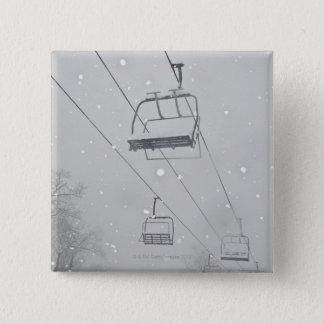 Hunter 3 15 cm square badge