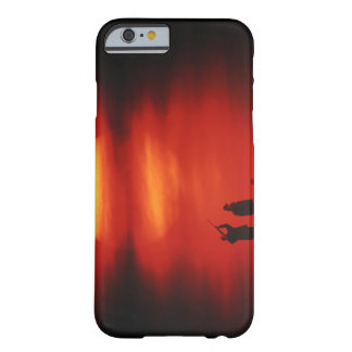 Hunter and Dog Barely There iPhone 6 Case