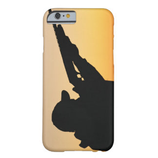 Hunter and Gun Barely There iPhone 6 Case