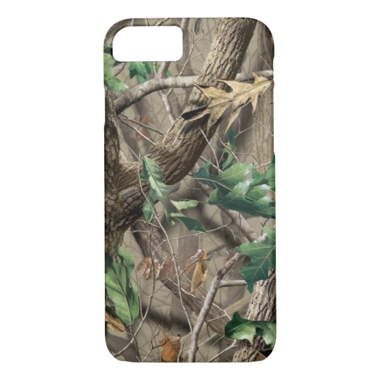 Hunter Camo iPhone 7 Case