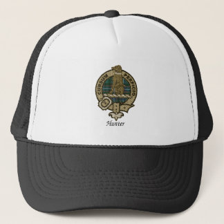 Hunter Clan Crest Trucker Hat