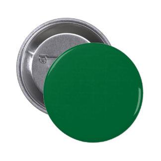 HUNTER GREEN Pop of Color Background Template V06 6 Cm Round Badge