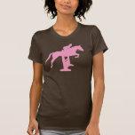 Hunter Jumper Horse & Rider (pink)