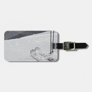 Hunter Luggage Tag