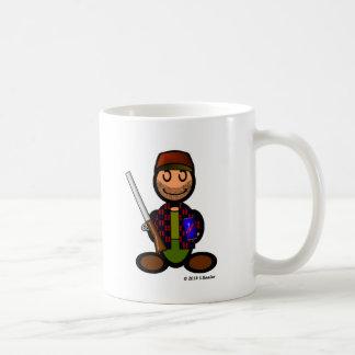 Hunter (plain) coffee mug