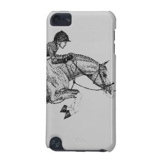 Hunter Pony Pointillism iPod Touch 5G Cover