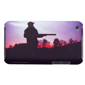 Hunter with Gun iPod Touch Covers