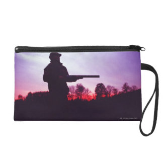 Hunter with Gun Wristlet