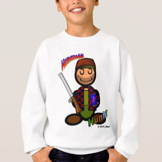 Hunter (with logos) sweatshirt