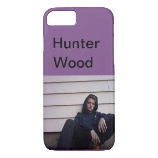 Hunter wood phone Case