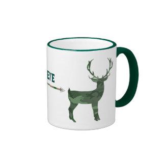 Hunters Camo Deer Mug