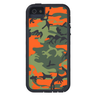 Hunter's Camouflage on Iphone iPhone 5 Covers
