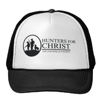 Hunters For Christ Items Cap
