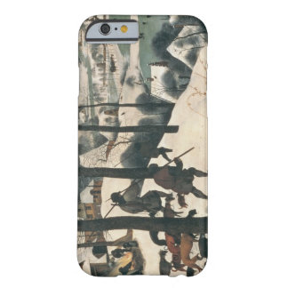 Hunters in the Snow - January, 1565 Barely There iPhone 6 Case