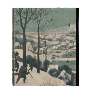 Hunters in the Snow - January, 1565 iPad Cases