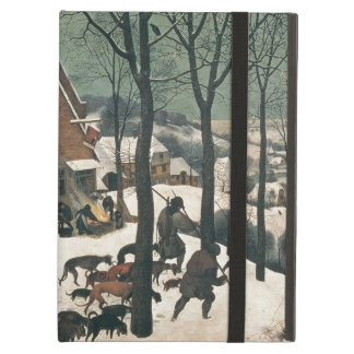 Hunters in the Snow - January, 1565 iPad Air Covers