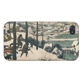 Hunters in the Snow - January, 1565 iPhone 4/4S Cases