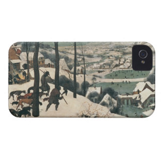 Hunters in the Snow - January, 1565 iPhone 4 Case-Mate Case