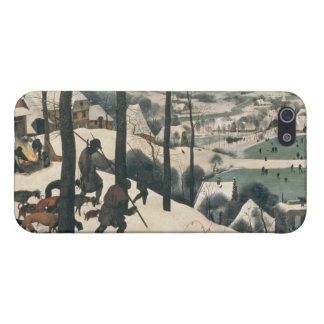 Hunters in the Snow - January, 1565 iPhone 5/5S Cases