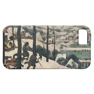 Hunters in the Snow - January, 1565 iPhone 5 Case