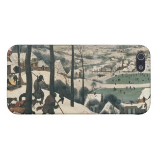 Hunters in the Snow - January, 1565 iPhone 5 Covers