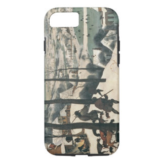 Hunters in the Snow - January, 1565 iPhone 8/7 Case