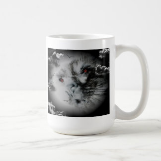 Hunter's Moon (Eyes of the Cat) Mug