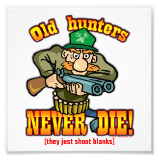 Hunters Photo Print