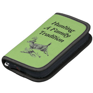 Hunting A Family Tradition Planner