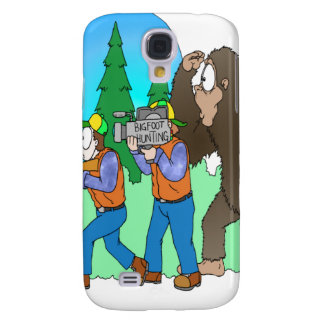 Hunting Bigfoot Galaxy S4 Case