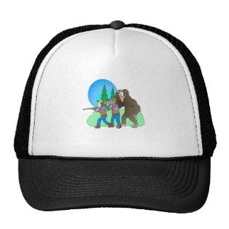 Hunting Bigfoot Hats