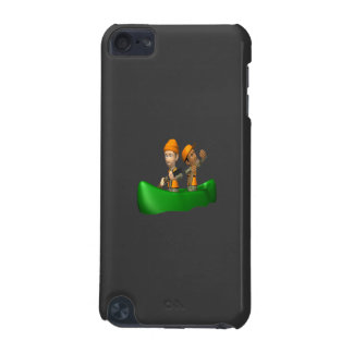 Hunting Boat iPod Touch (5th Generation) Cover