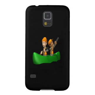 Hunting Boat Case For Galaxy S5