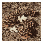 Hunting Camo Camouflage Gifts for Hunters Print