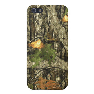 Hunting Camo iPhone 5/5S Cases