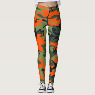 Hunting Camo Leggings