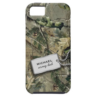 Hunting Camouflage Tough iPhone 5 Case