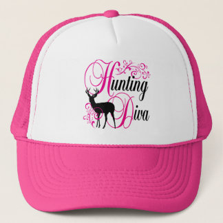 Hunting Diva Trucker Hat