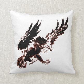 Hunting Eagle American MoJo Pillow