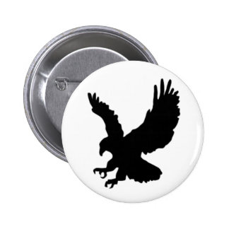 Hunting Eagle Pins