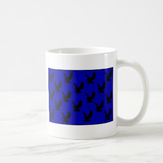 Hunting Eagle in the Sky Mugs